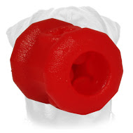 Small Fire Plug Dog Toy for Chewing