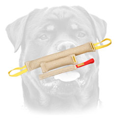 Training Jute     Rottweiler Bite Tugs With Loop-Like Handles