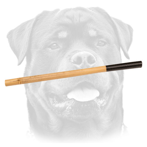 Rottweiler professional stick to make more     noise
