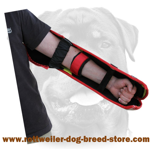 Bite Training Dog Sleeve With Handle to Hold It Stronger