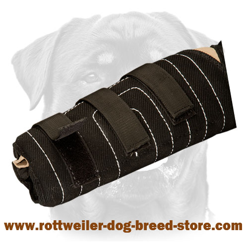 Adjustable Hidden Training Bite Sleeve for Safe Dog  Training