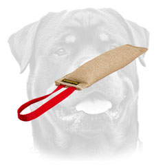 Training Jute Dog Bite Tug for Rottweiler