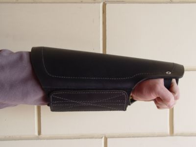 Protection arm cover for dog trainers