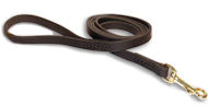 Walking Dog Leash – 4 foot – Leather dog leash