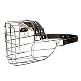 Air Flow Basket Dog Muzzle