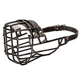 Wire/Metall Rottweiler Dog Muzzles