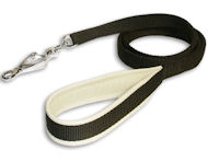 Fancy Nylon Leash 4 foot for Rottweiler