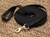 Nylon dog leash for training and tracking- dog lead