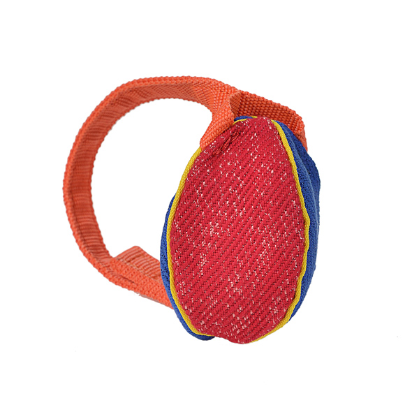 Cool Design Extra Small French Linen Bite Tug for Training and Having Fun