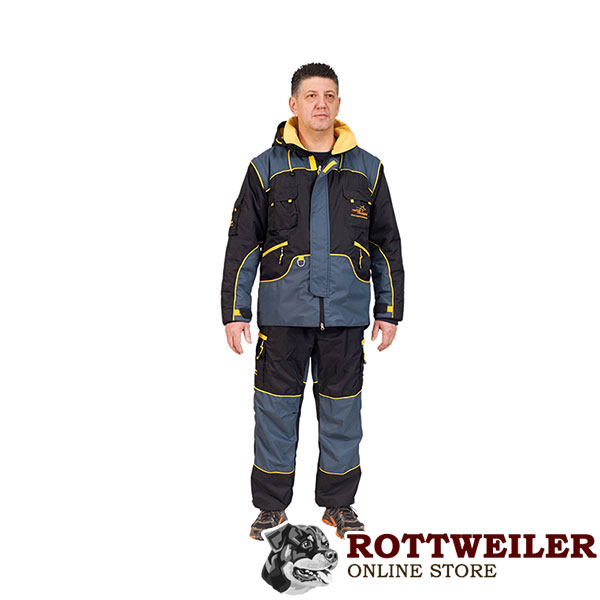 Waterproof Protection Suit for Safe Training