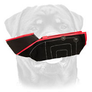 Special Arm Protection French Linen Rottweiler Bite Sleeve with 2 Inner Handles